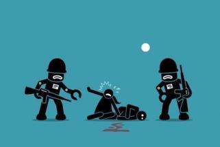 Guerre et humanité